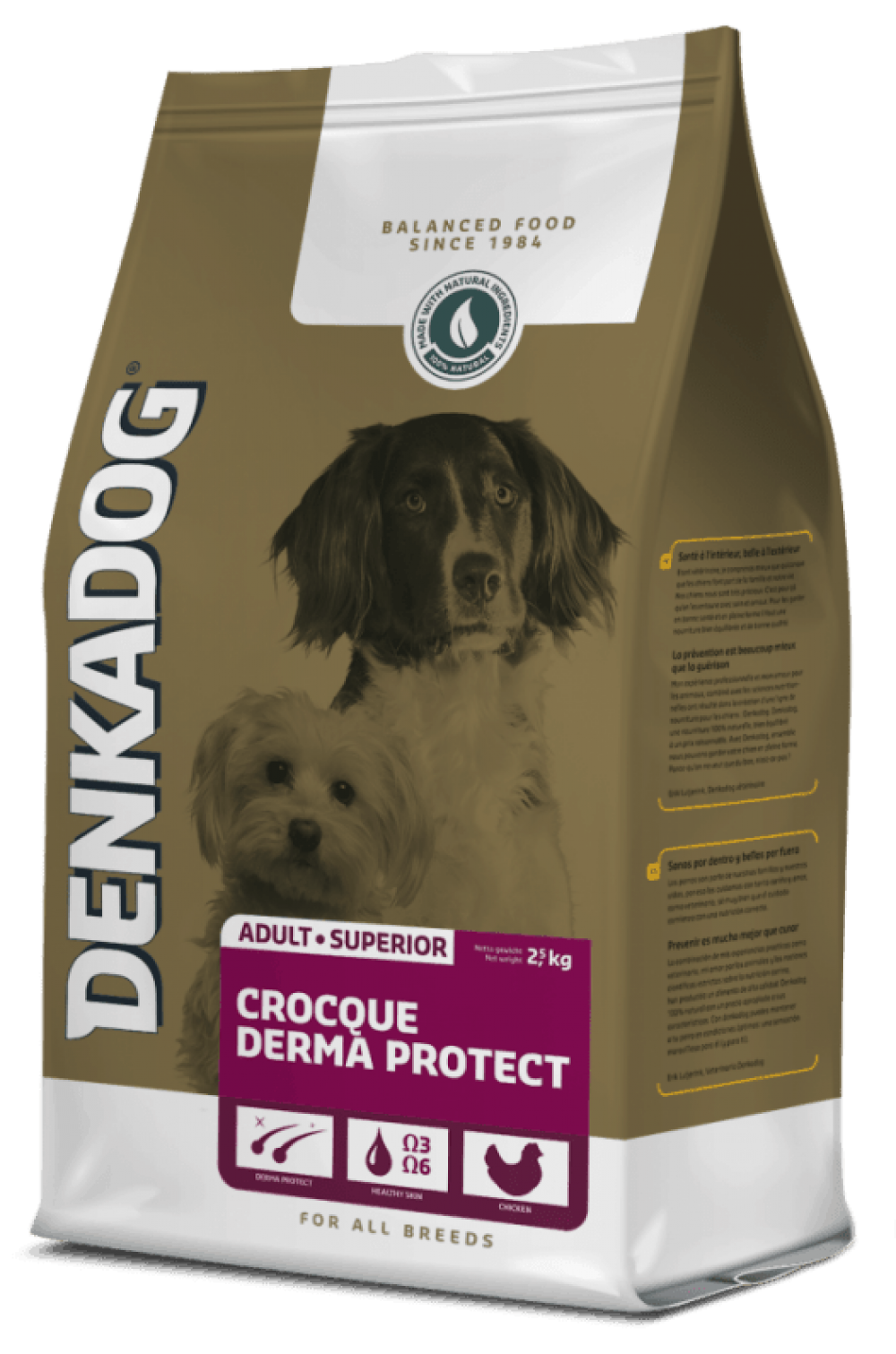 Denkadog Crocque Derma Protect