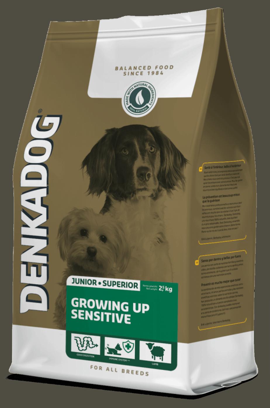 Denkadog Growing Up Sensitive