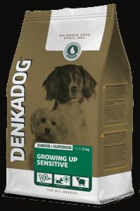 Denkadog Growing-up Sensitive