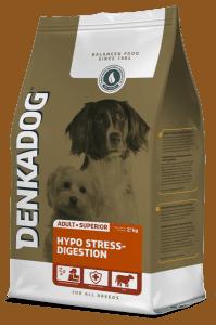 Denkadog voor hyperactieve volwassen honden