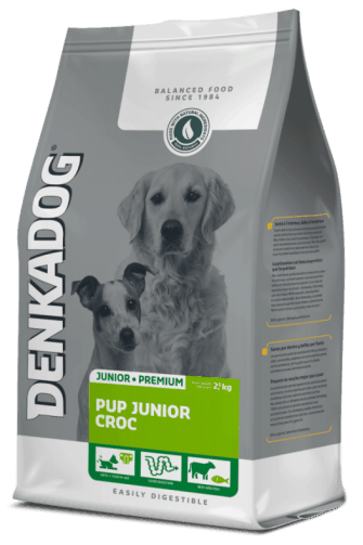 Denkadog Pup Junior Croc