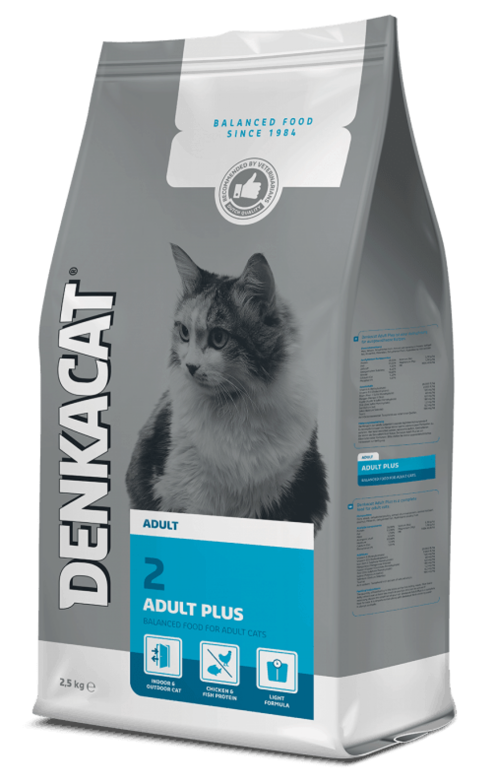 Denkacat Adult Plus