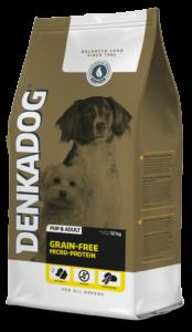 Voedingsallergie bij honden oplossen met de juiste voeding