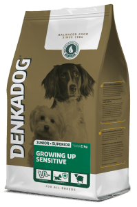 Denkadog Growing Sensitive