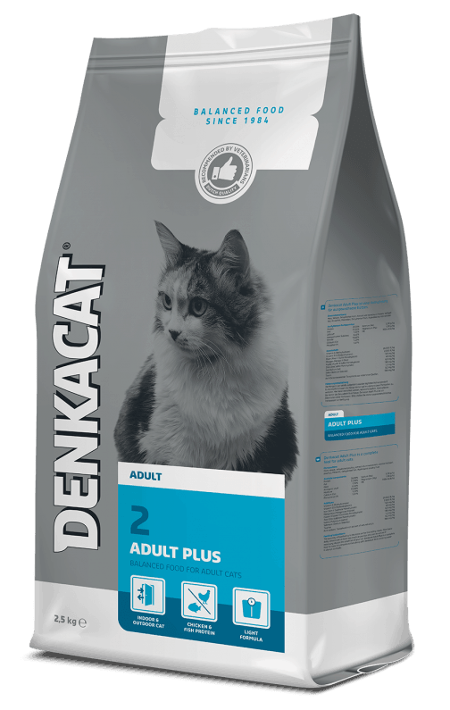 Denkacat Adult Pls