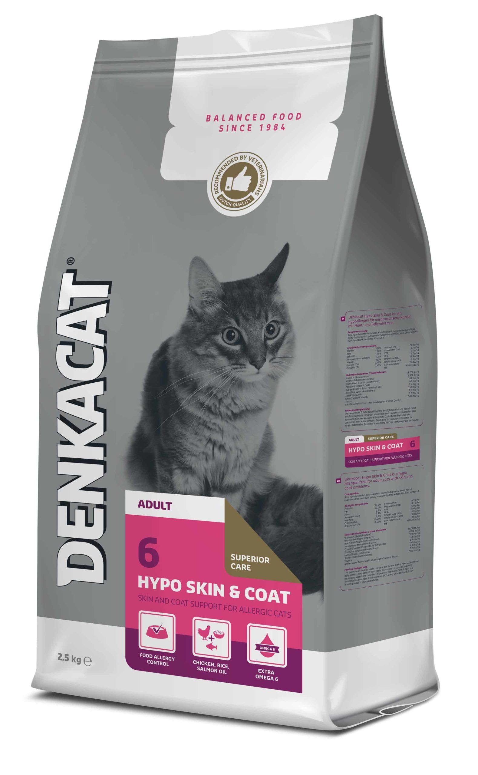 Denkacat Hypo Skin & Coat