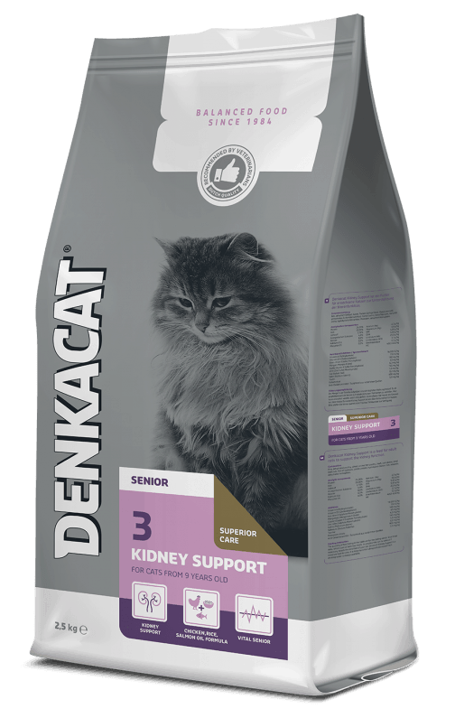 Denkacat Kidney Support